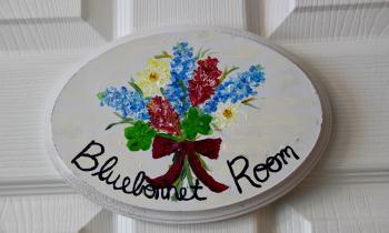 The Bluebonnet Room