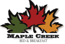 Maple Creek Bed and Breakfast secure online reservation system